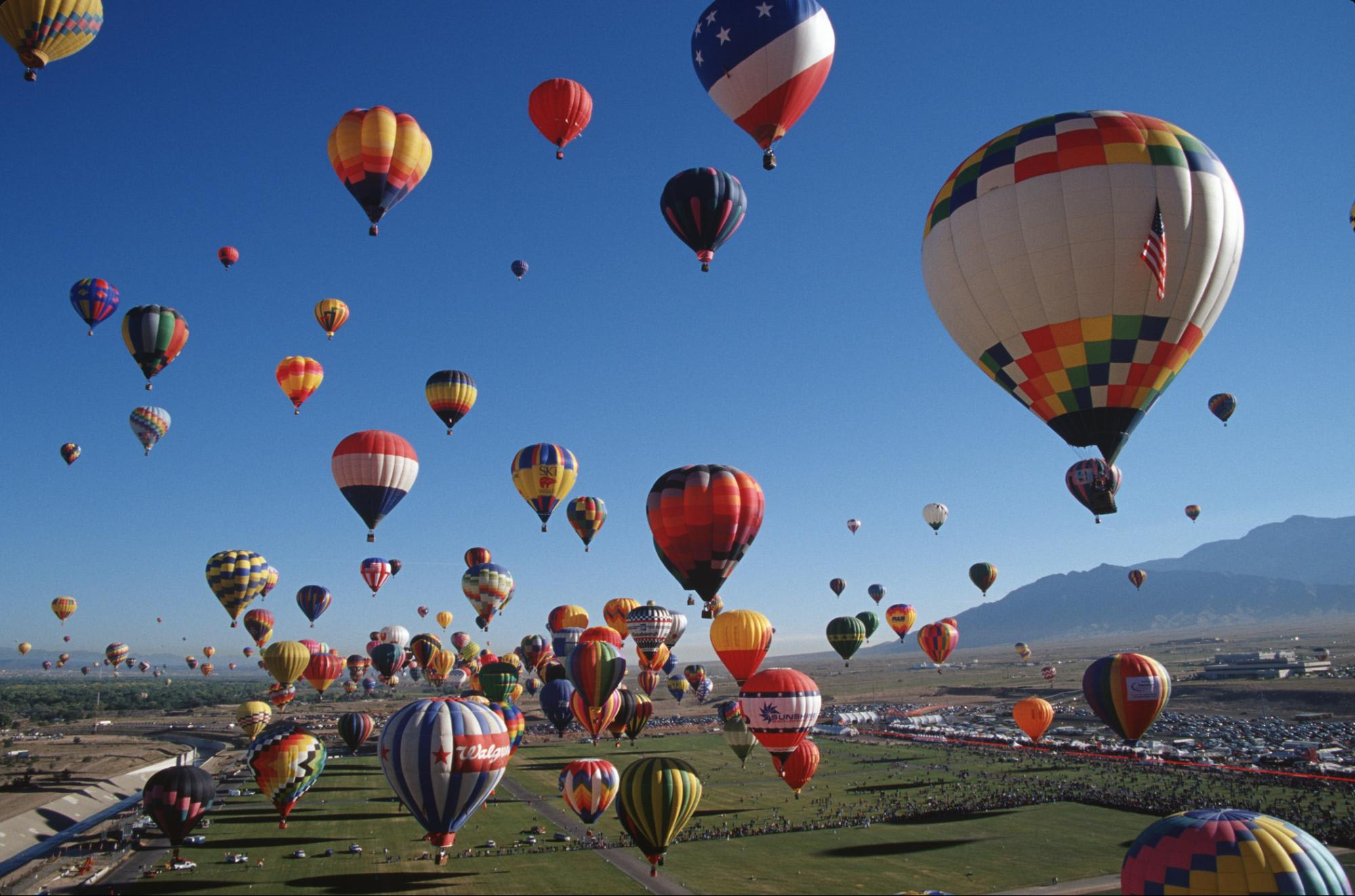 International Balloon Festival