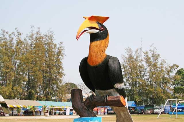 Straw Bird Festival