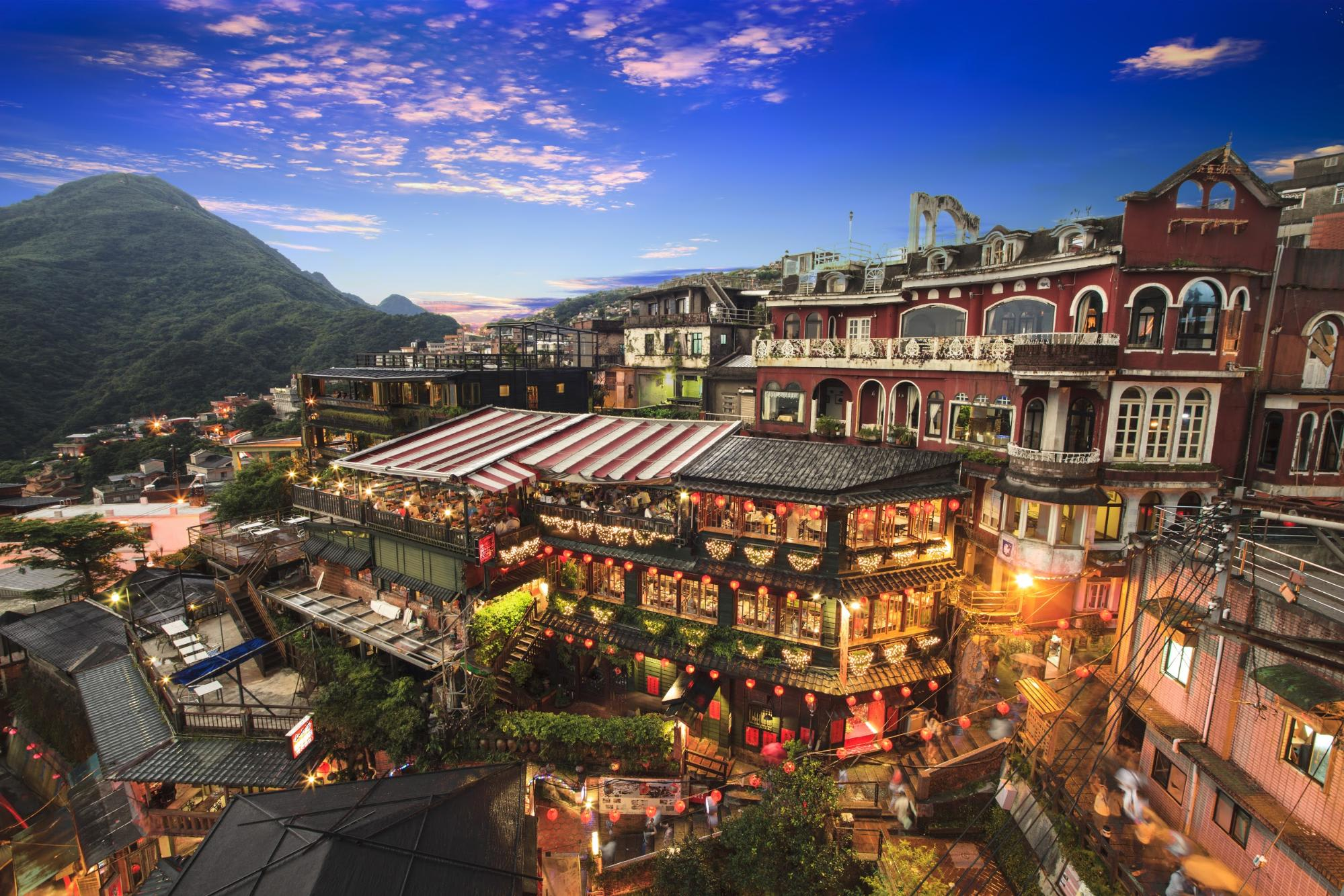 jiufen-village-night-klook