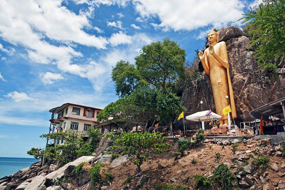 Hua-Hin-Car-Charter-Monkey-Mountain-Buddha-Statue