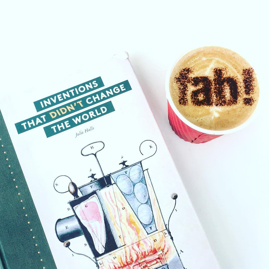 Latte @ FabCafe