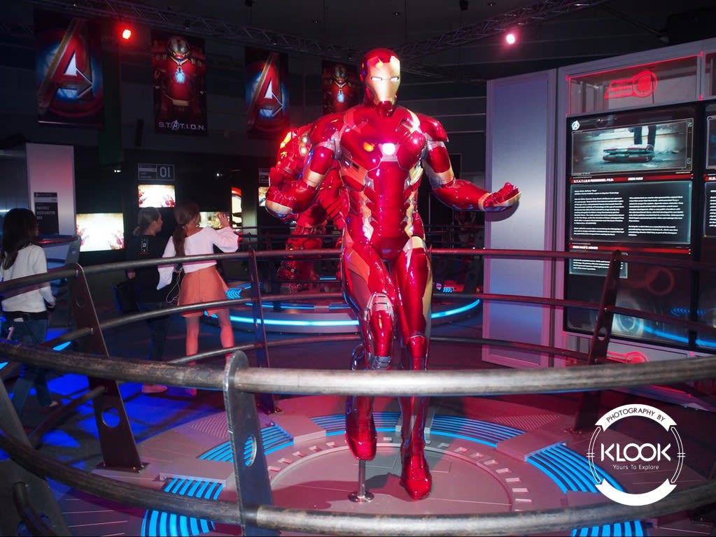 Marvel's Exhibition