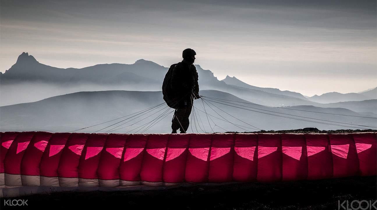 nantou-paragliding