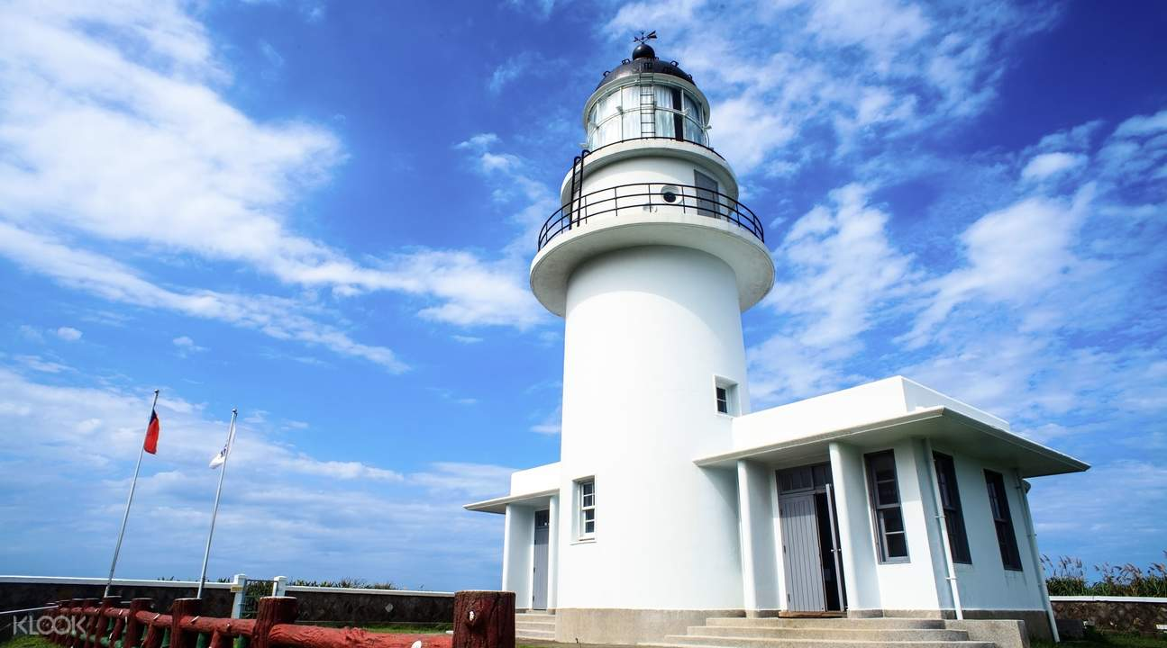 Sandiao Cape Lighthouse