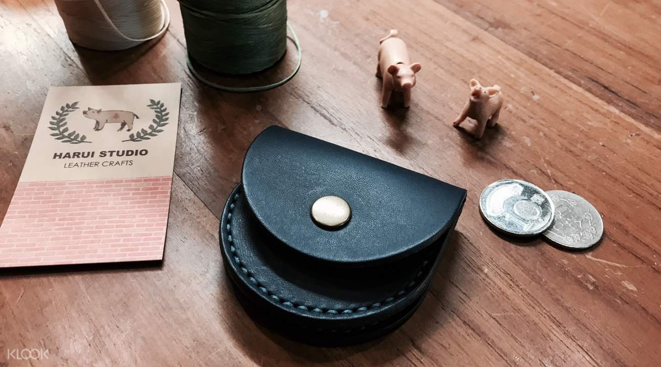 handmade-leather-crafts-coin-purse