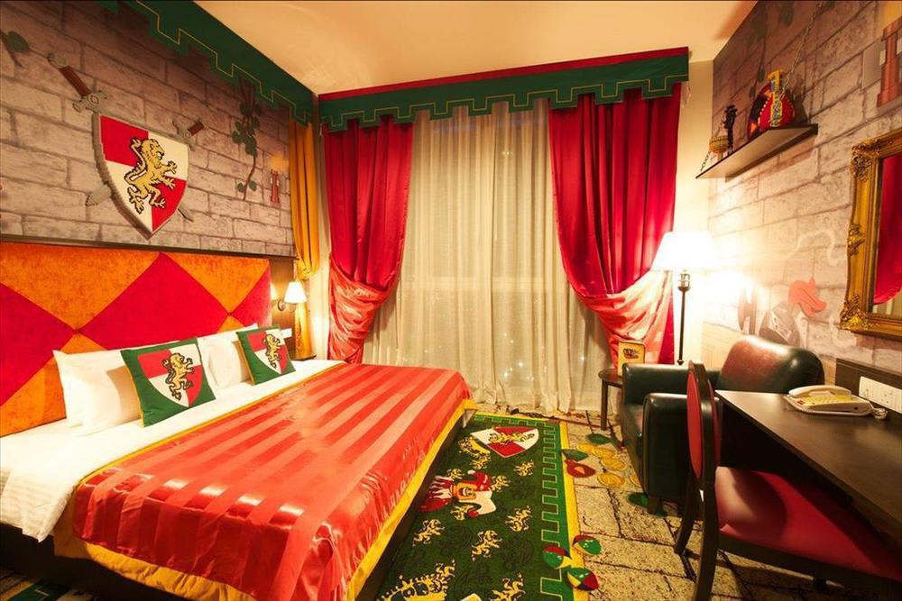 Legoland Hotel Kingdom Room