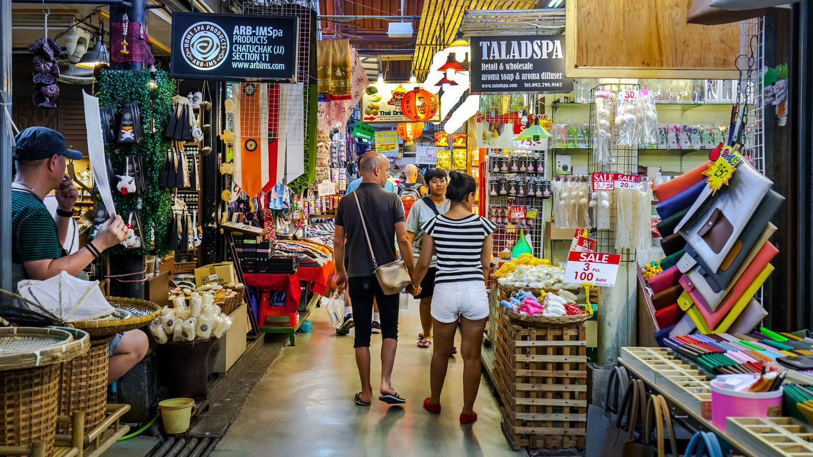 bangkok-itinerary-chatuchak