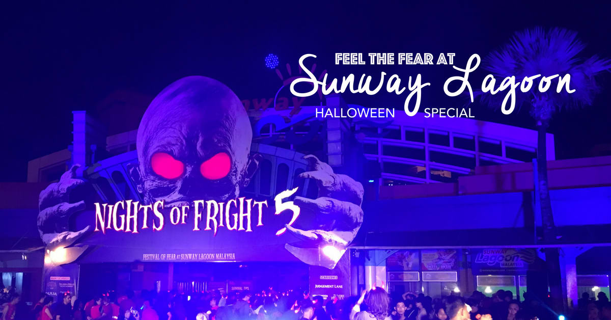 sunway lagoon nights of fright