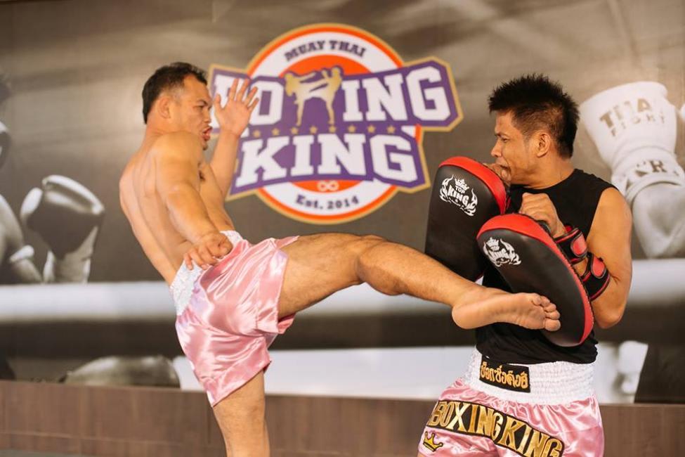 boxing king muay thai class bangkok