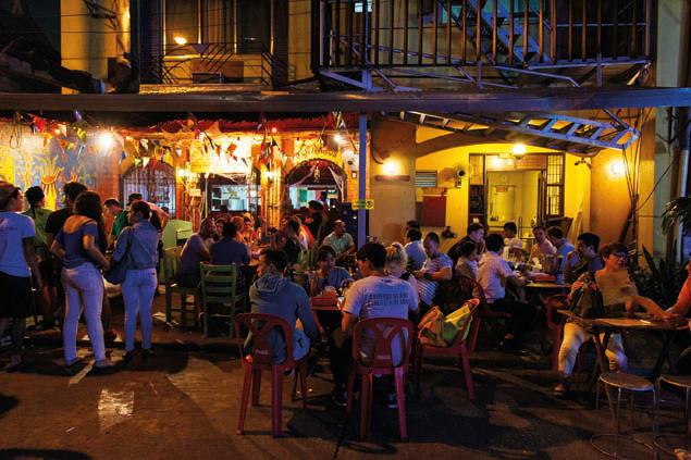 El Chupacabra Manila