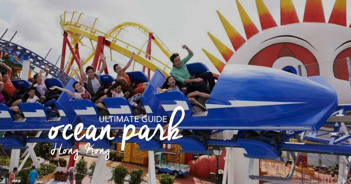 Ocean Park Cover Image