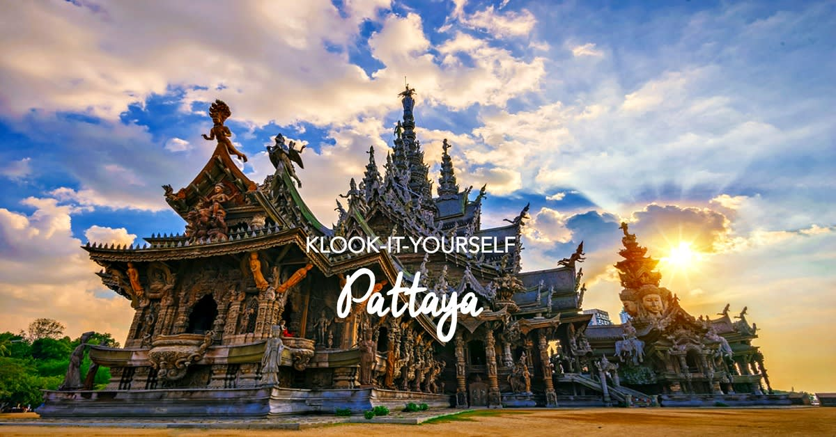 How-To-Enjoy-A-Klook-It-Yourself-Holiday-In-Pattaya-cover