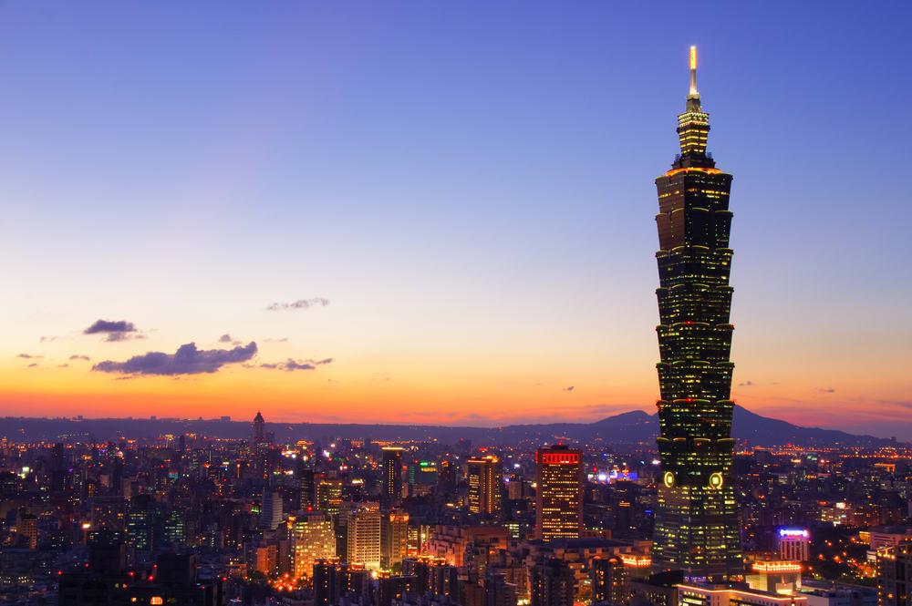 Taipei101 Taipei City Taiwan