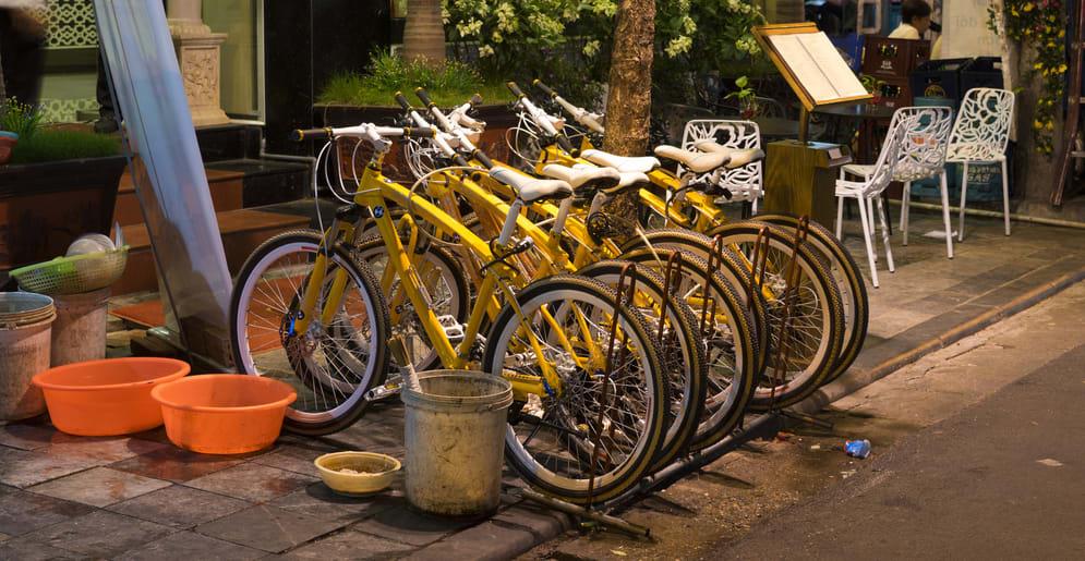 Rent Bikes Vietnam