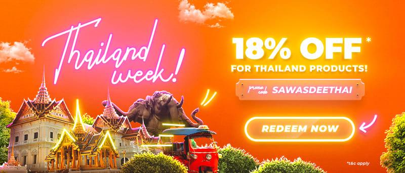 Promo Thailand Week