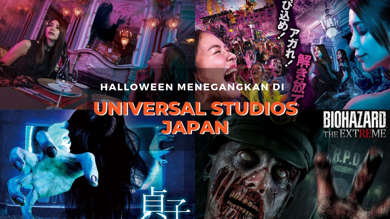 USJ Halloween blog cover 1