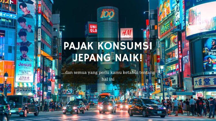 Pajak Konsumsi Jepang