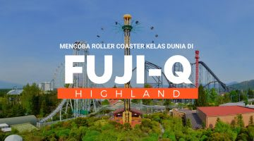 Fuji-Q Highland Cover