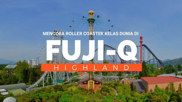 Fuji-Q Highland Cover