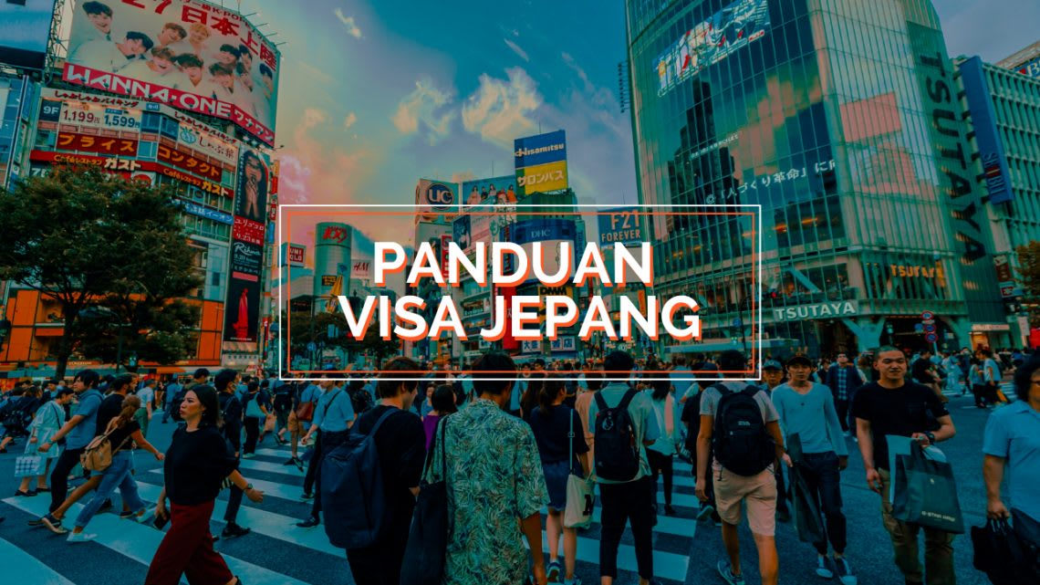 Panduan Cara dan Syarat Visa Jepang