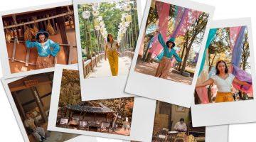 Rekomendasi Destinasi Wisata di Korea Selatan ala Sarah Azka dan Anggey Anggraini