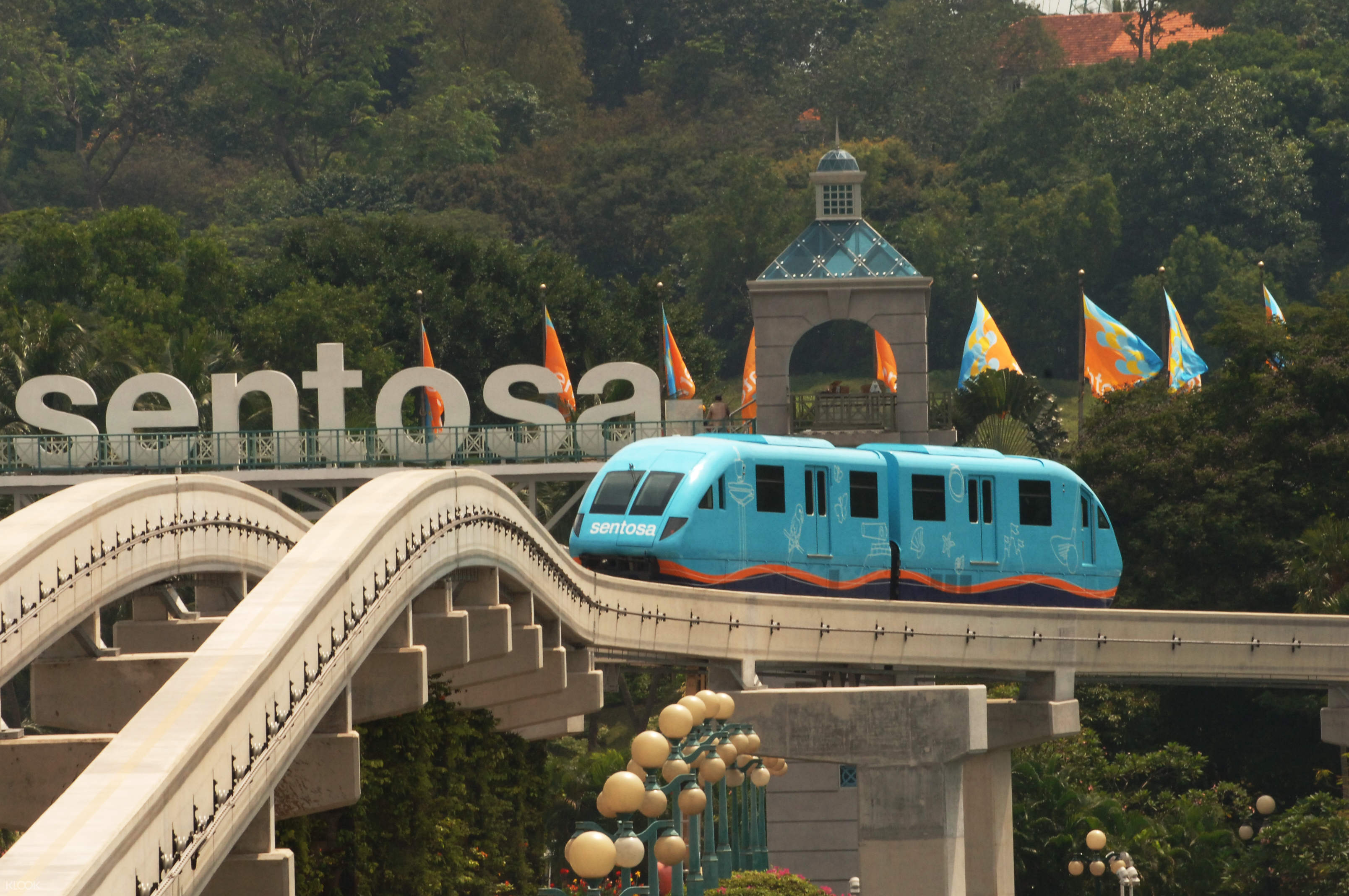 Sentosa Express Monorail