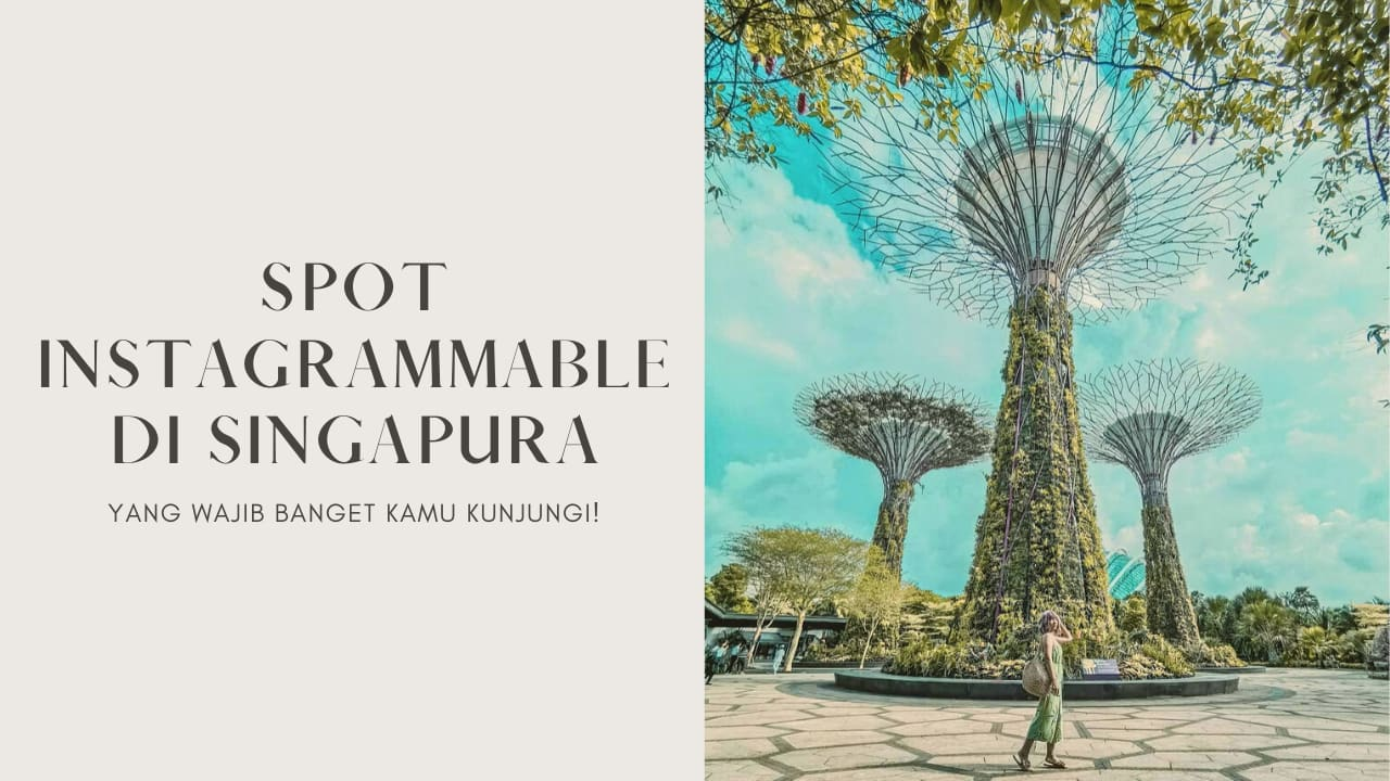 Spot Instagrammable Singapura Cover