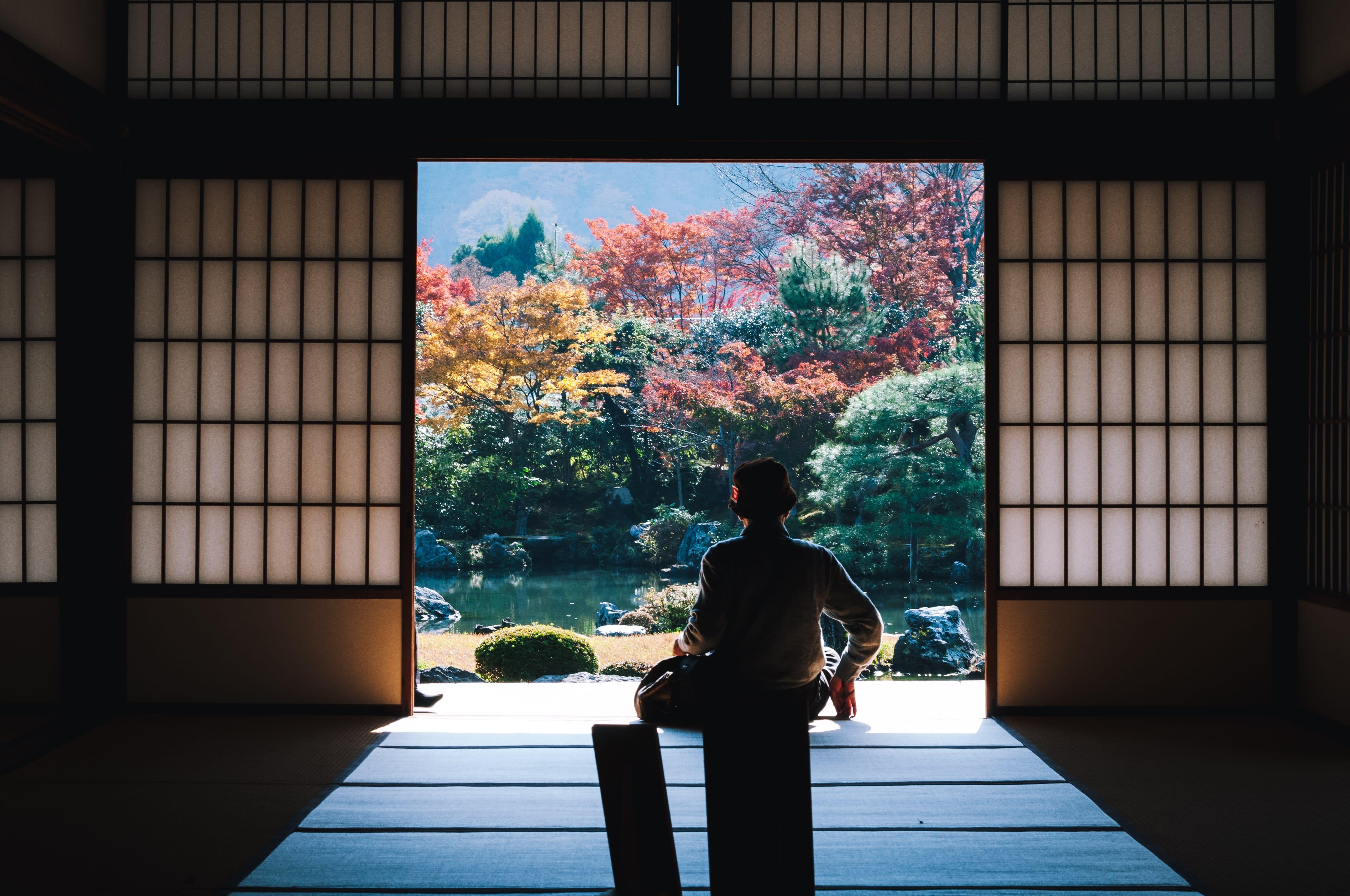 Jepang di Musim Gugur