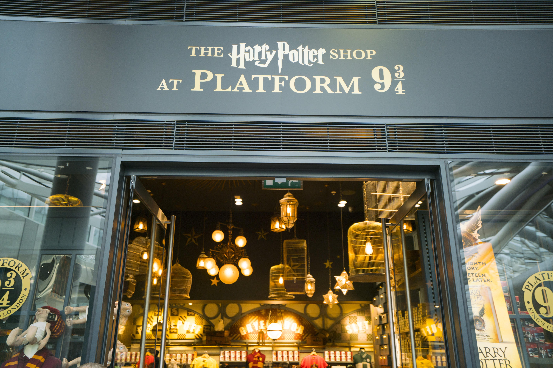 Toko Harry Potter Terbesar