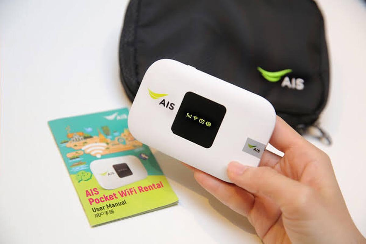 Pocket WiFi - Traveling ke Luar Negeri