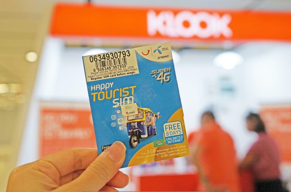 SIM Card - Traveling ke Luar Negeri