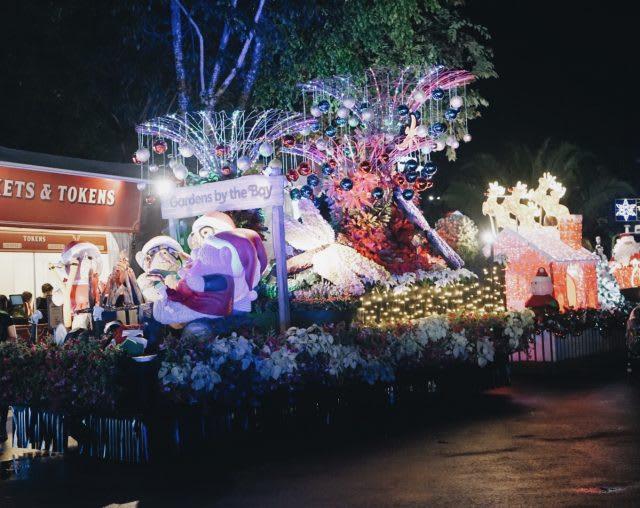 Klook Christmas Wonderland - Gardens by the Bay