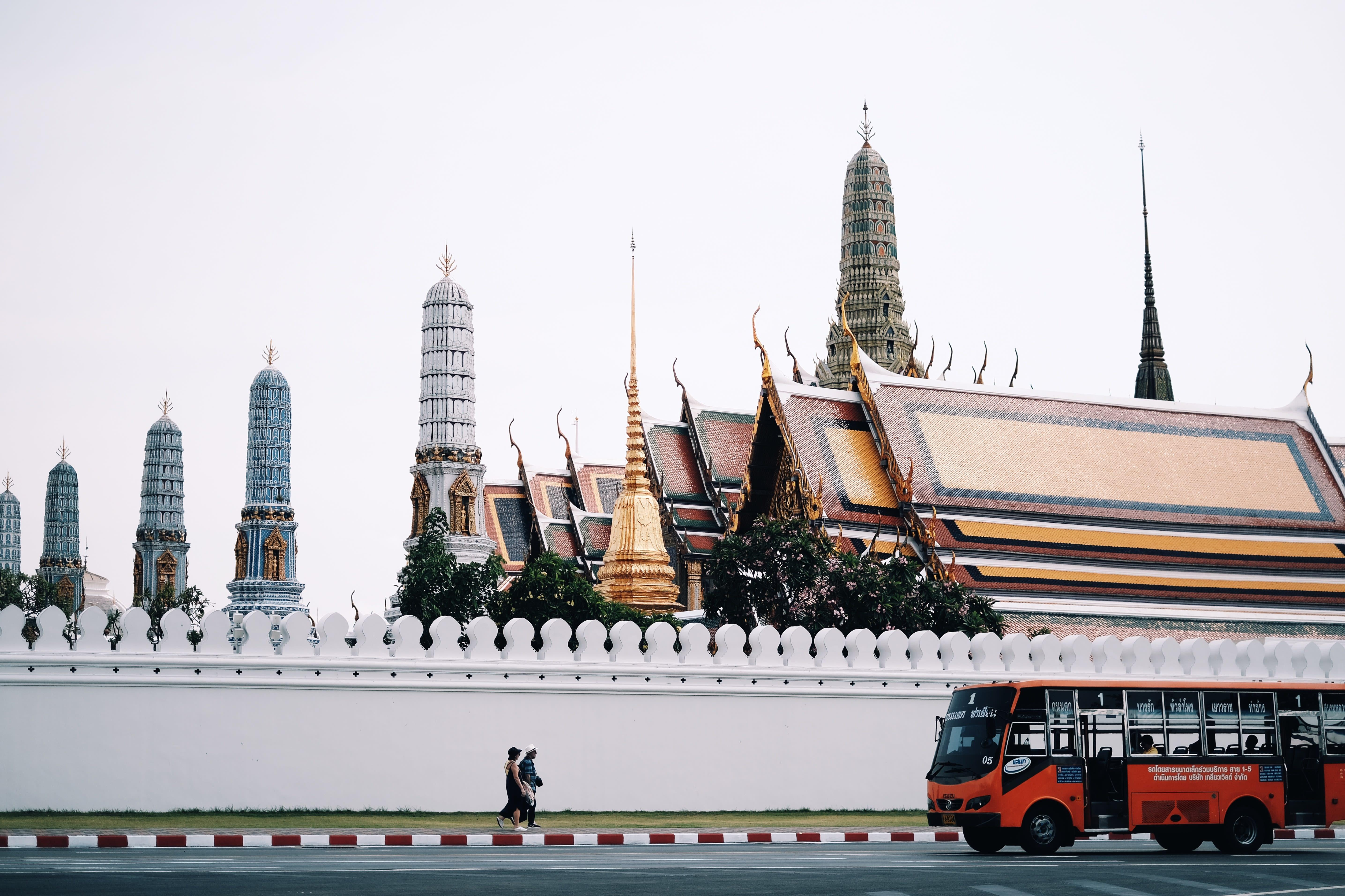 Liburan ke Bangkok