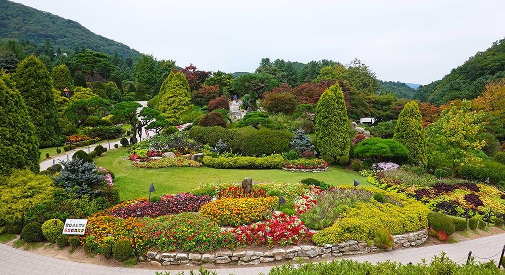 Garden of Morning Calm Gyeonggi-do
