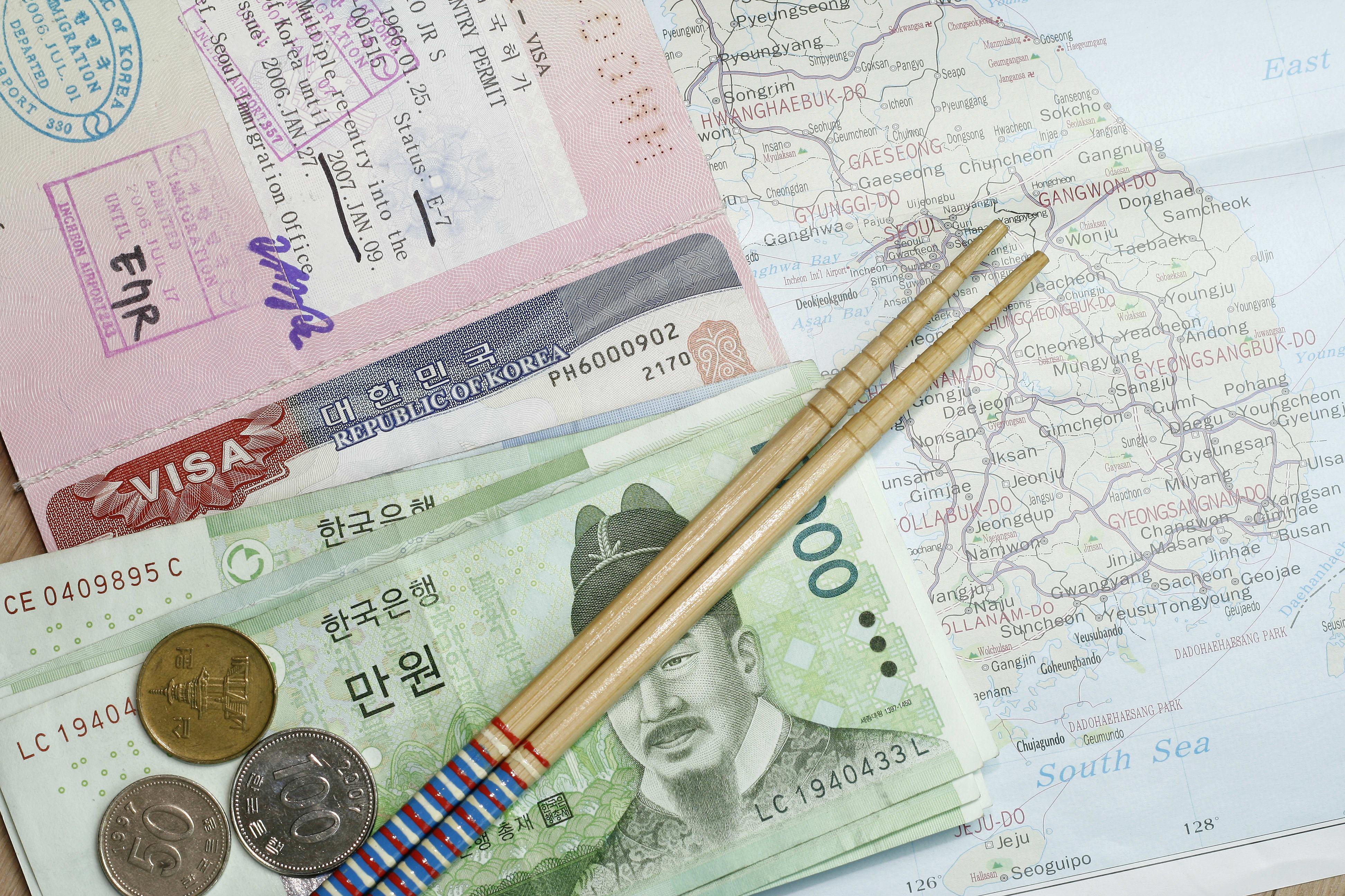 Membuat Visa Korea