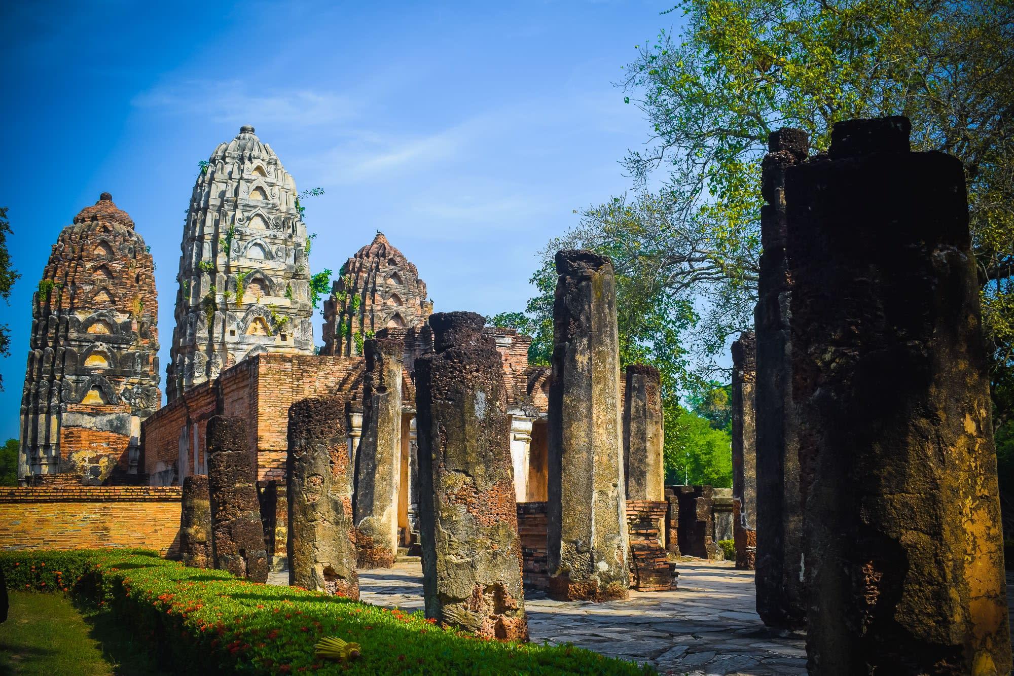 Destinasi Liburan ke Thailand Selain Bangkok: Sukhothai