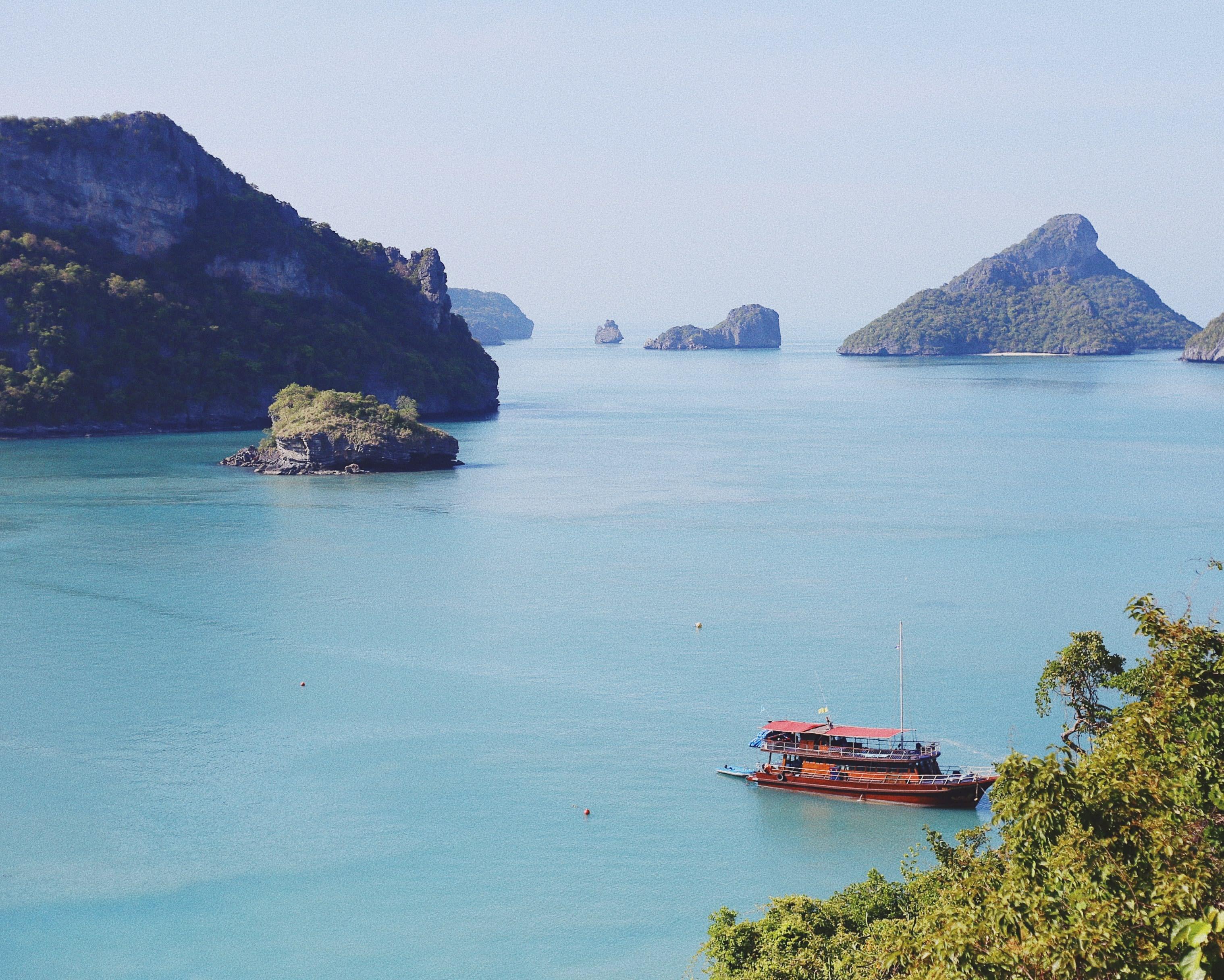 Destinasi Liburan ke Thailand Selain Bangkok: Koh Samui