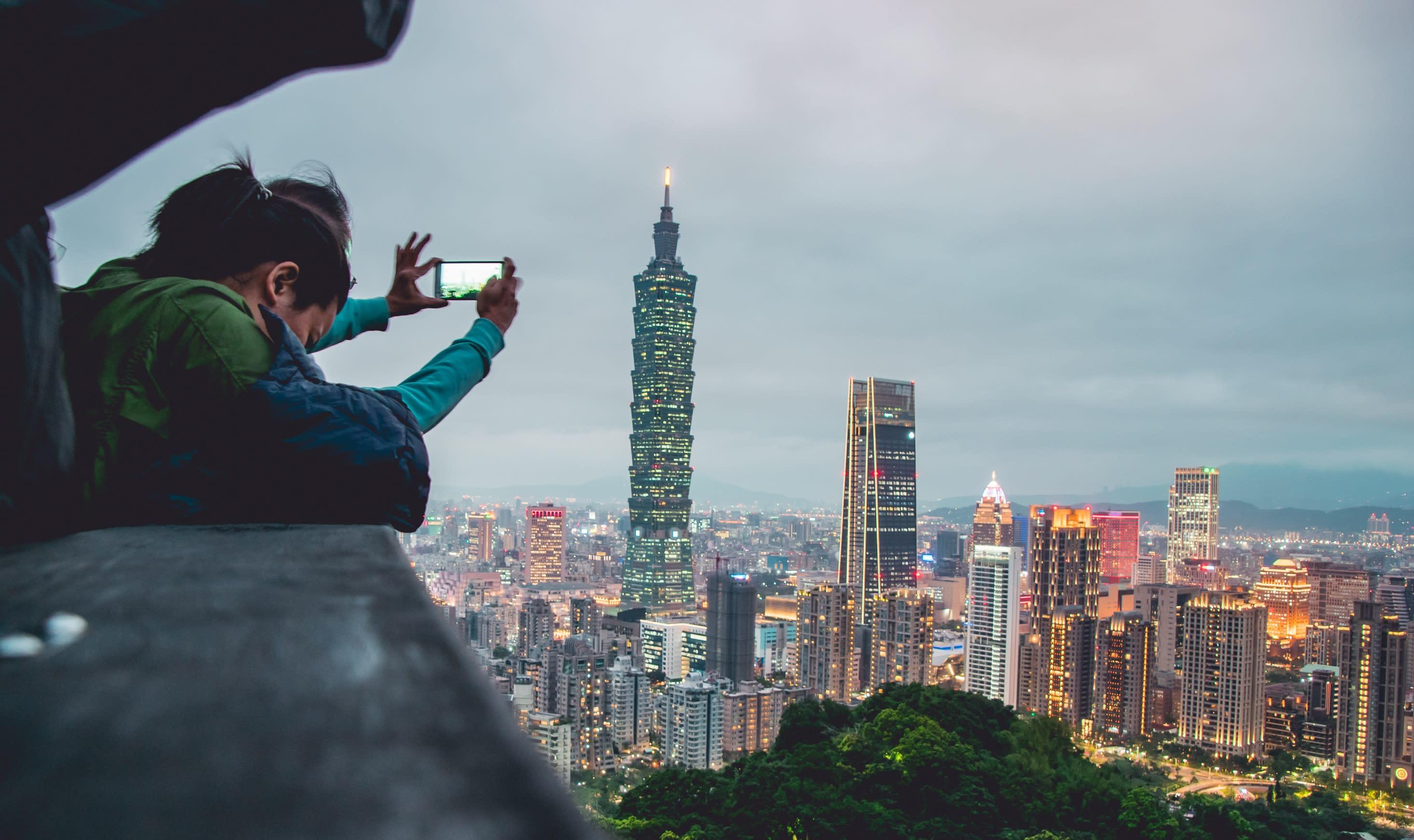 Liburan ke Taipei