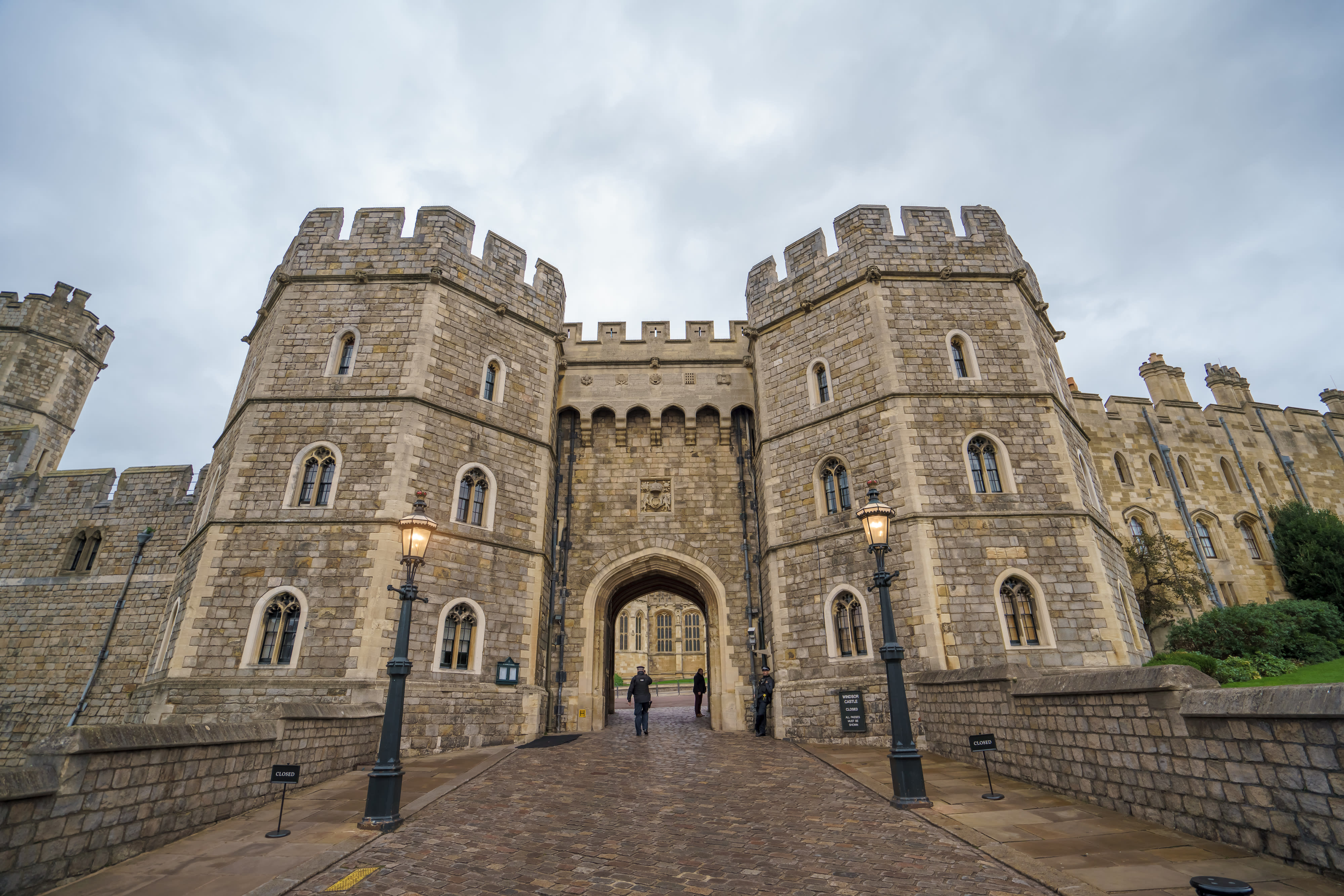 Itinerary London - Windsor Castle
