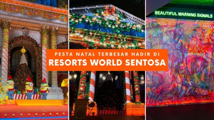 Cover Resorts World Sentosa