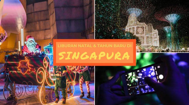 Libur Natal dan Tahun Baru Singapura