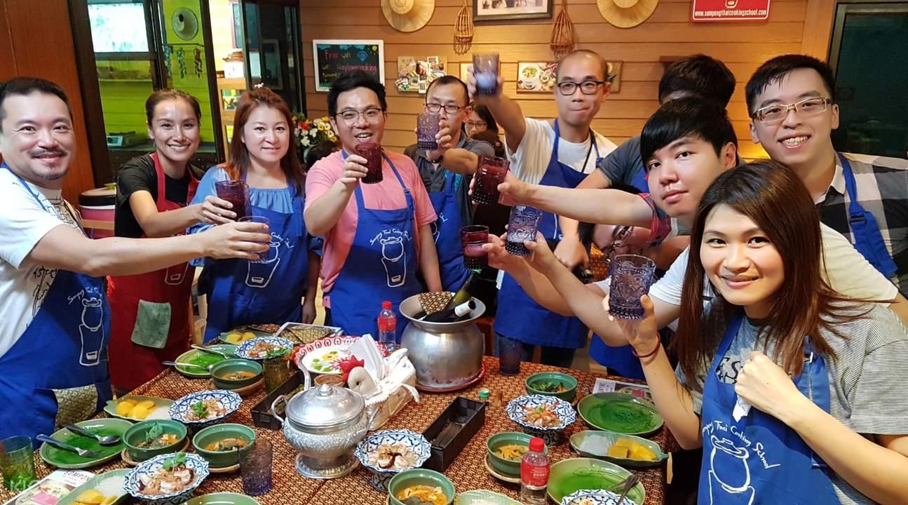 Aktivitas Liburan Keluarga di Bangkok