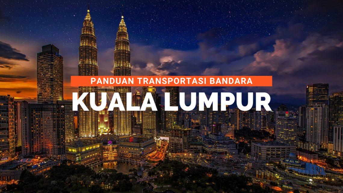 Transportasi Bandara Kuala Lumpur