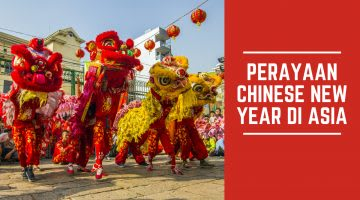 Perayaan Chinese New Year Asia