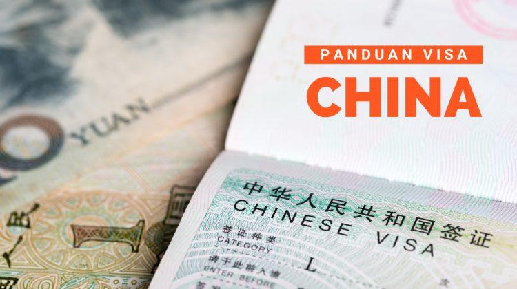 Panduan Visa China