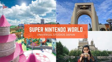 SUPER NINTENDO WORLD DI UNIVERSAL STUDIOS JAPAN