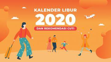 Rekomendasi Cuti 2020