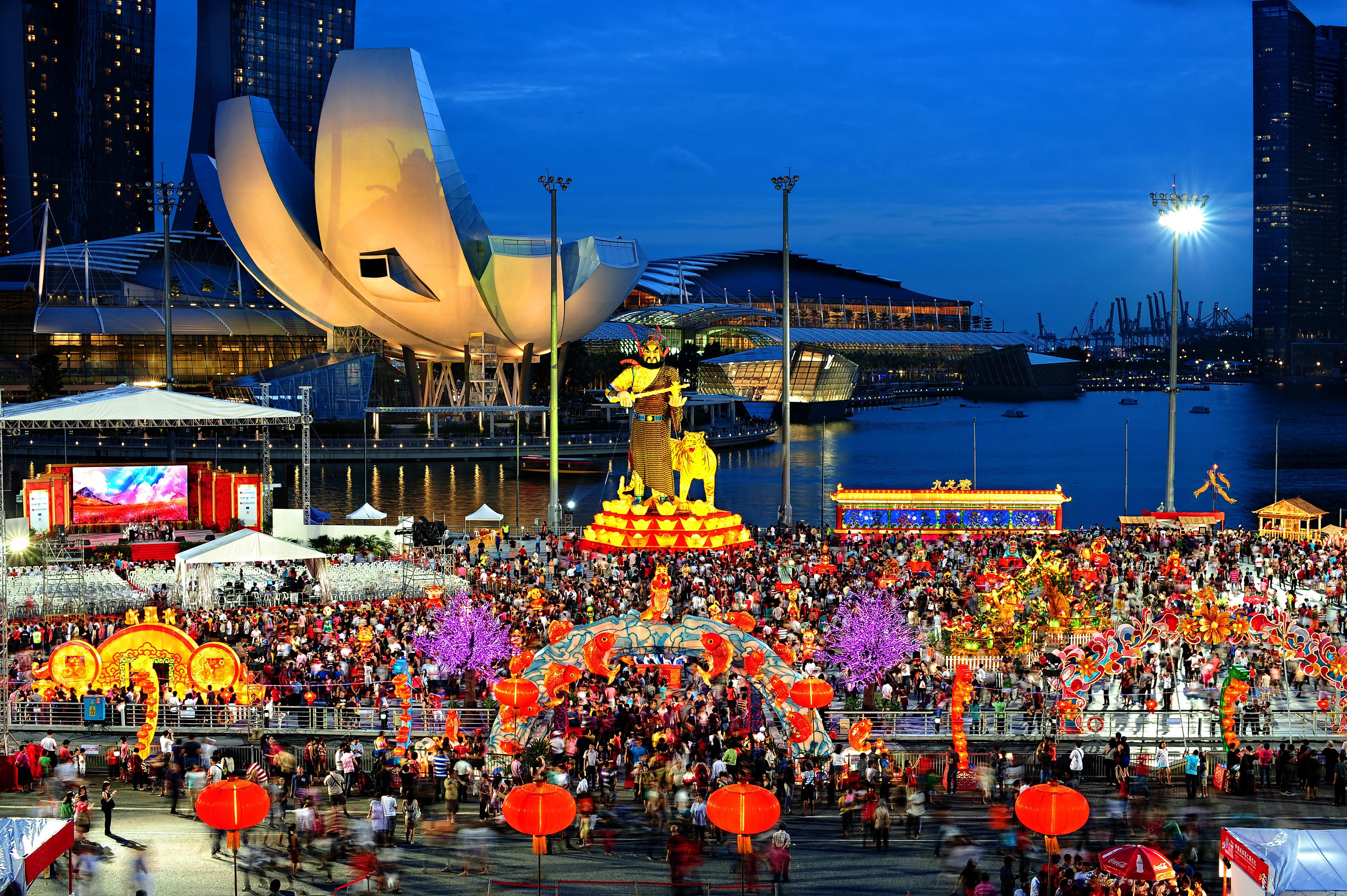 River Hongbao - Chinese New Year