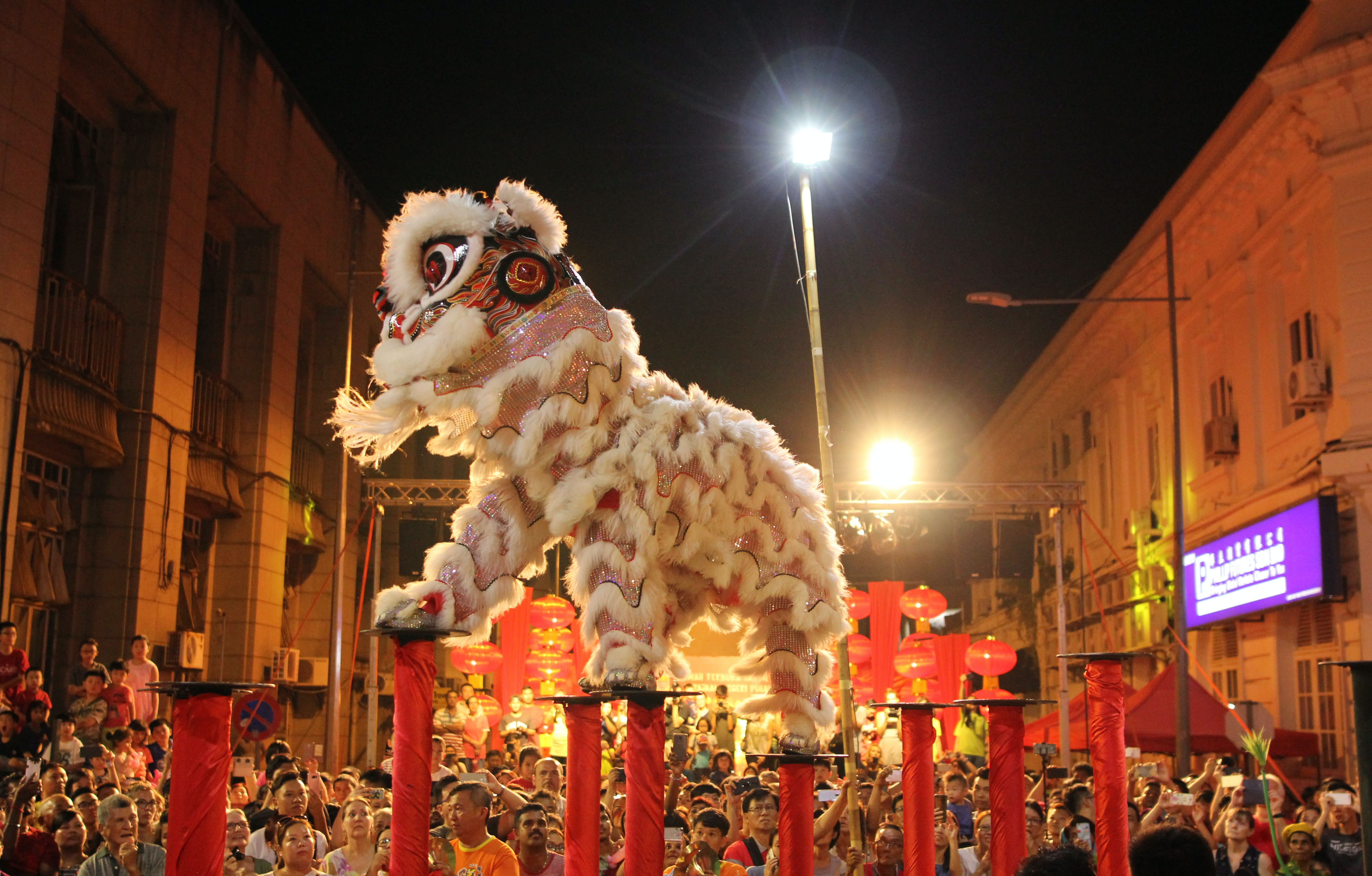 George Town - Chinese New Year