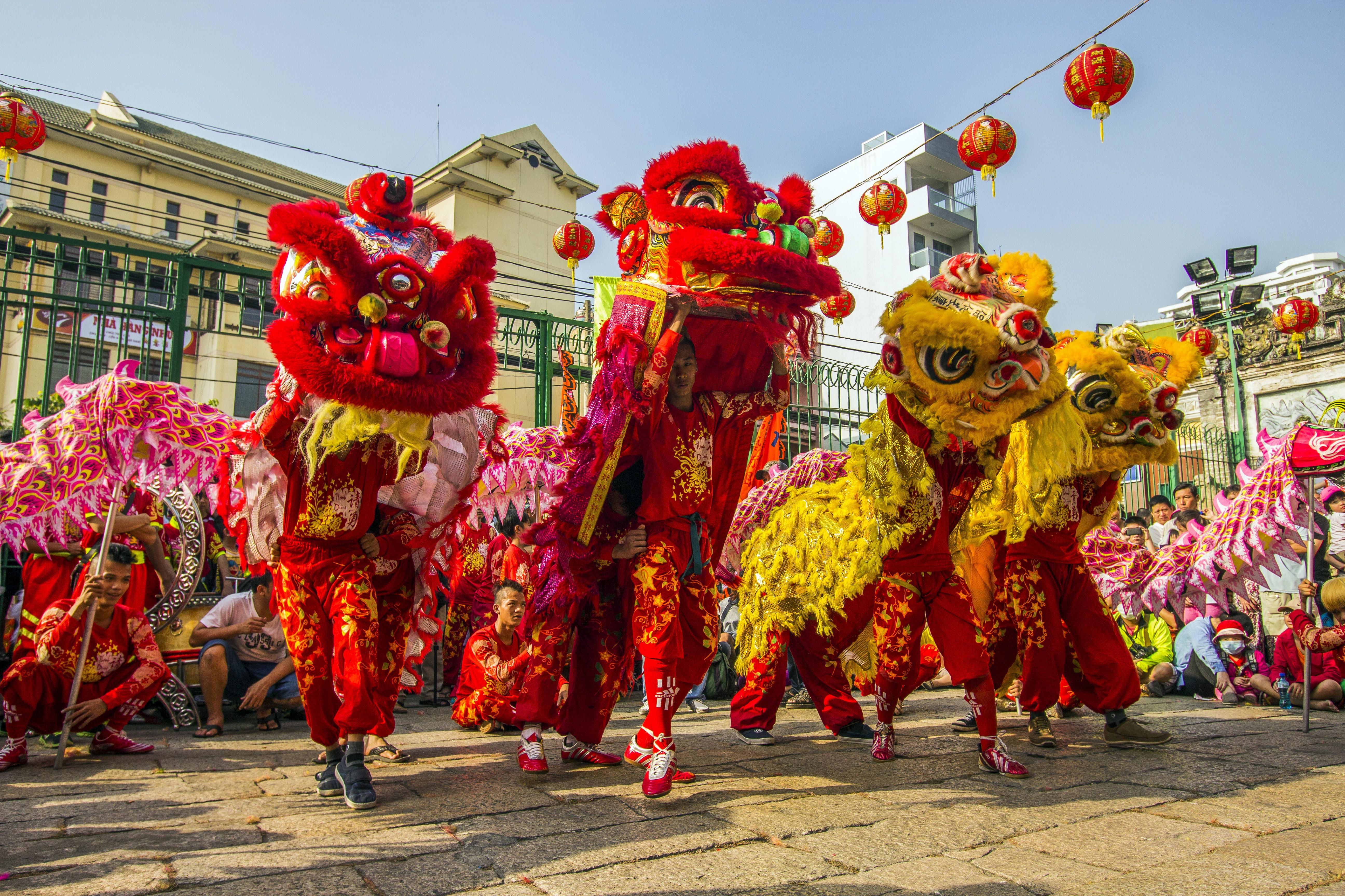 Tet Vietnam - Chinese New Year